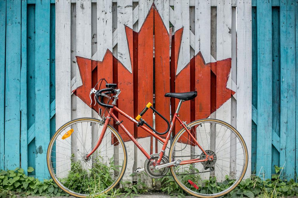 Reisen während eines Schüleraustausches in Kanada